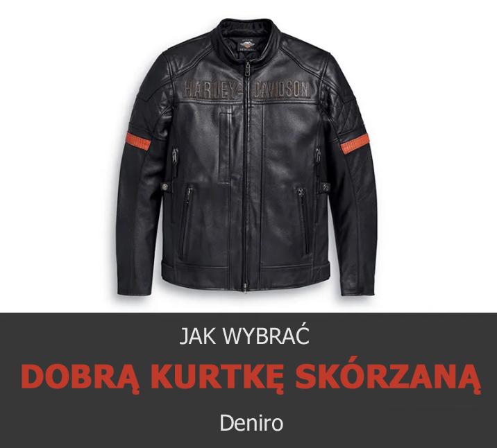 Jak kupić kurtkę Harley Davidson