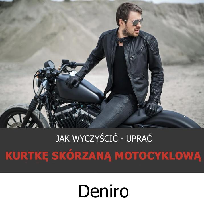 Jak czyścić prać skurzaną kurtkę motocyklową